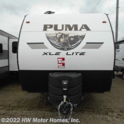 New 2020 Palomino Puma XLE Lite 27RBQC - Double Double B.H. - Superslide For Sale by HW Motor Homes, Inc. available in Canton, Michigan