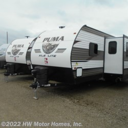 2020 Palomino Puma XLE Lite 27RBQC - Double Double B.H. - Superslide  - Travel Trailer New  in Canton MI For Sale by HW Motor Homes, Inc. call 800-334-1535 today for more info.
