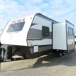 New 2021 Palomino Puma XLE 22 DBC For Sale by HW Motor Homes, Inc. available in Canton, Michigan