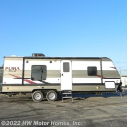 New 2020 Palomino Puma XLE 23 FBC For Sale by HW Motor Homes, Inc. available in Canton, Michigan