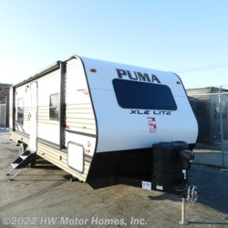 2020 Palomino Puma XLE 23 FBC  - Travel Trailer New  in Canton MI For Sale by HW Motor Homes, Inc. call 800-334-1535 today for more info.