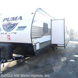 HW Motor Homes, Inc. 2020 Puma XLE 25 RBSC  Travel Trailer by Palomino | Canton, Michigan
