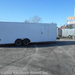 "2018 Impact Trailers Tremor 8524  Car  Hauler  -  6 ' 6 "" Interior  - Car Hauler Trailer New  in Canton MI For Sale by HW Motor Homes, Inc. call 800-334-1535 today for more info."