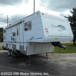 Used 2004 Skyline Nomad 2505 - Bunk House - Super Slide For Sale by HW Motor Homes, Inc. available in Canton, Michigan
