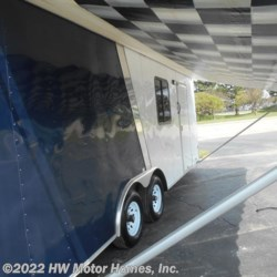 2014 Interstate 8522 WEDGE - A/C - AWNING  - Toy Hauler Used  in Canton MI For Sale by HW Motor Homes, Inc. call 800-334-1535 today for more info.