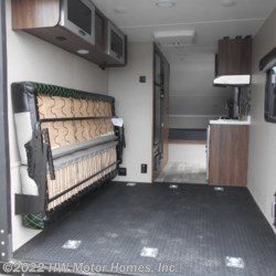 2020 Travel Lite Falcon F-23TH  - Toy Hauler New  in Canton MI For Sale by HW Motor Homes, Inc. call 800-334-1535 today for more info.