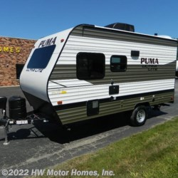 New 2020 Palomino Puma ULTRA  LITE  12 FBX - 7' Single Axle For Sale by HW Motor Homes, Inc. available in Canton, Michigan