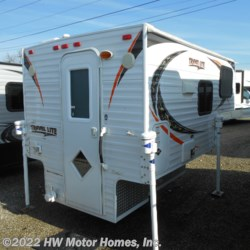 Used 2016 Travel Lite Super Lite 610 R    Fits Mid - Sized Truck For Sale by HW Motor Homes, Inc. available in Canton, Michigan