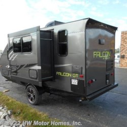 HW Motor Homes, Inc. 2018 Falcon FALCON  22 RK - G .  T . Series - Dinette Slide  Travel Trailer by Travel Lite | Canton, Michigan