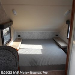HW Motor Homes, Inc. 2018 Falcon FALCON  22 RK - Dinette Slide  Travel Trailer by Travel Lite | Canton, Michigan