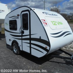 HW Motor Homes, Inc. 2020 12 v  - Green RV - 12v / 110v only !  Travel Trailer by ProLite | Canton, Michigan