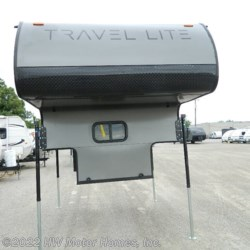 2021 Travel Lite Truck Campers 625 Super Lite  - Truck Camper New  in Canton MI For Sale by HW Motor Homes, Inc. call 800-334-1535 today for more info.