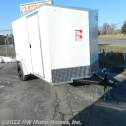 2021 Impact Trailers Quake 610 - Ramp  - Cargo Trailer New  in Canton MI For Sale by HW Motor Homes, Inc. call 800-334-1535 today for more info.
