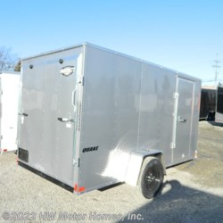 2021 Impact Trailers Quake 612  -  Ramp  - Cargo Trailer New  in Canton MI For Sale by HW Motor Homes, Inc. call 800-334-1535 today for more info.
