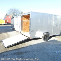 New 2021 Impact Trailers Quake 612  -  Ramp For Sale by HW Motor Homes, Inc. available in Canton, Michigan
