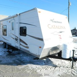 2011 Coachmen Catalina 28BHS  - Travel Trailer Used  in Canton MI For Sale by HW Motor Homes, Inc. call 800-334-1535 today for more info.