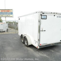 2018 Stealth Titan SE 714  -  H. D. FRAME  - Cargo Trailer Used  in Canton MI For Sale by HW Motor Homes, Inc. call 800-334-1535 today for more info.