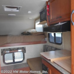 2016 Travel Lite Super Lite 610 R    Fits Mid - Sized Truck  - Truck Camper Used  in Canton MI For Sale by HW Motor Homes, Inc. call 800-334-1535 today for more info.