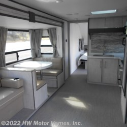 HW Motor Homes, Inc. 2020 Evoke Full Body EVOKE   Model  C  Travel Trailer by Travel Lite | Canton, Michigan