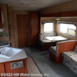 2004 Skyline Nomad 2505 - Bunk House - Super Slide  - Fifth Wheel Used  in Canton MI For Sale by HW Motor Homes, Inc. call 800-334-1535 today for more info.