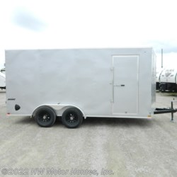 HW Motor Homes, Inc. 2021 - QUAKE  716 Ramp  7' Tall Int.  Cargo Trailer by Impact Trailers | Canton, Michigan