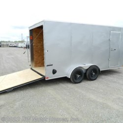 New 2021 Impact Trailers - QUAKE  716 Ramp  7' Tall Int. For Sale by HW Motor Homes, Inc. available in Canton, Michigan