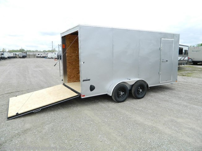 New 2021 Impact Trailers - QUAKE  716 Ramp  7' Tall Int. available in Canton, Michigan