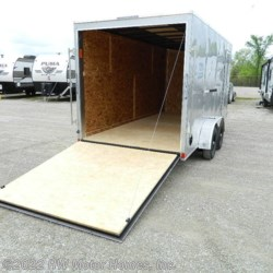 2021 Impact Trailers - QUAKE  716 Ramp  7' Tall Int.  - Cargo Trailer New  in Canton MI For Sale by HW Motor Homes, Inc. call 800-334-1535 today for more info.