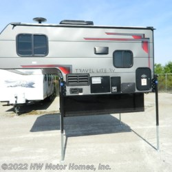 HW Motor Homes, Inc. 2021 Truck Campers 700SL  Truck Camper by Travel Lite | Canton, Michigan