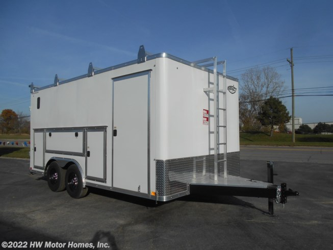 2021 Impact Trailers 8516Freelancer - TOOL Trailer _ Double Doors - New Cargo Trailer For Sale by HW Motor Homes, Inc. in Canton, Michigan