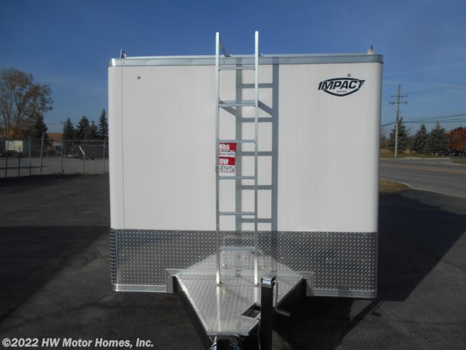 2021 8516Freelancer - TOOL Trailer _ Double Doors by Impact Trailers from HW Motor Homes, Inc. in Canton, Michigan