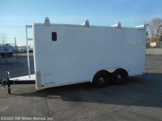 New 2021 Impact Trailers 8516Freelancer - TOOL Trailer _ Double Doors available in Canton, Michigan