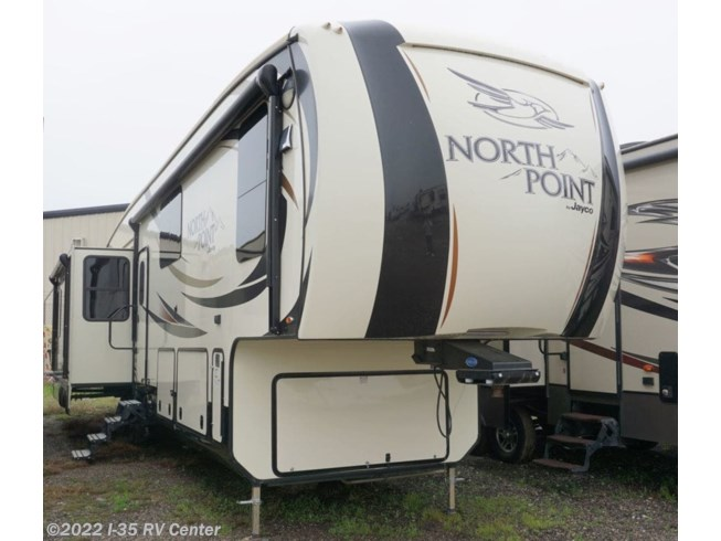 2017 North Point 381DLQS by Jayco from I-35 RV Center in Denton, Texas