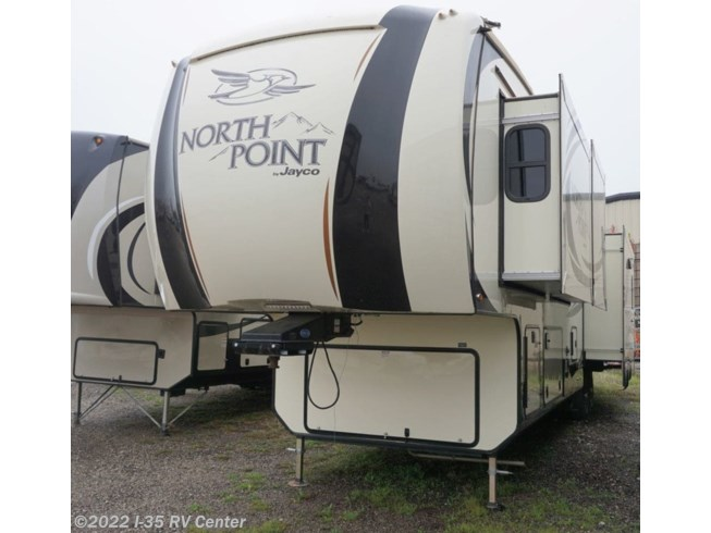 Used 2017 Jayco North Point 381DLQS available in Denton, Texas