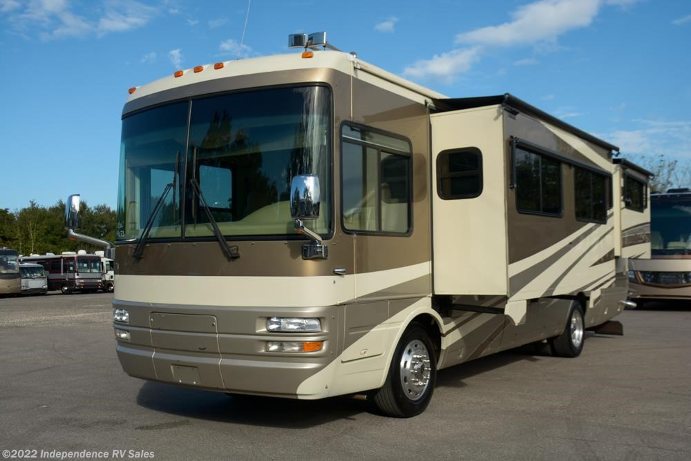 2007 National Rv Rv Tropical T350 For Sale In Winter