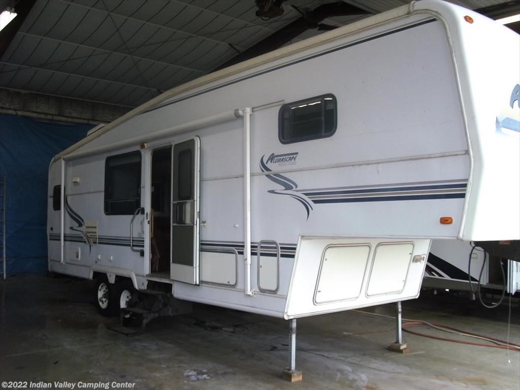 1999 Holiday Rambler Rv Alumascape Xl 29rk For Sale In