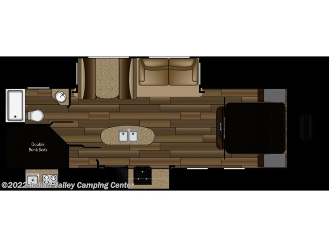 2019 Shadow Cruiser 282BHS by Cruiser RV from Indian Valley Camping Center in Souderton, Pennsylvania