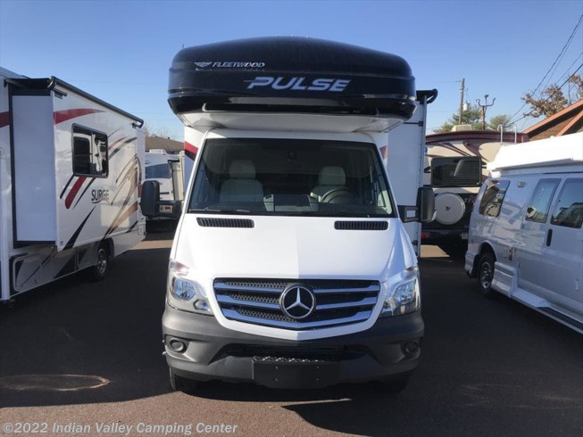 2018 Pulse 24A by Fleetwood from Indian Valley Camping Center in Souderton, Pennsylvania