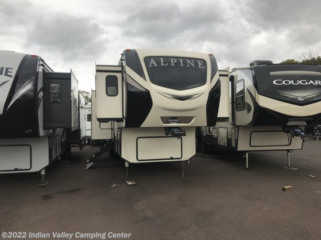 New 2019 Keystone Alpine 3700FL available in Souderton, Pennsylvania