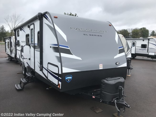 2020 Passport SL Series 240BH by Keystone from Indian Valley Camping Center in Souderton, Pennsylvania
