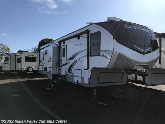 2021 Cougar 364BHL by Keystone from Indian Valley Camping Center in Souderton, Pennsylvania