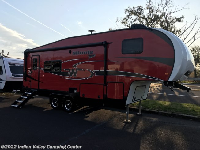 Used 2019 Winnebago Minnie Plus 25RKS available in Souderton, Pennsylvania