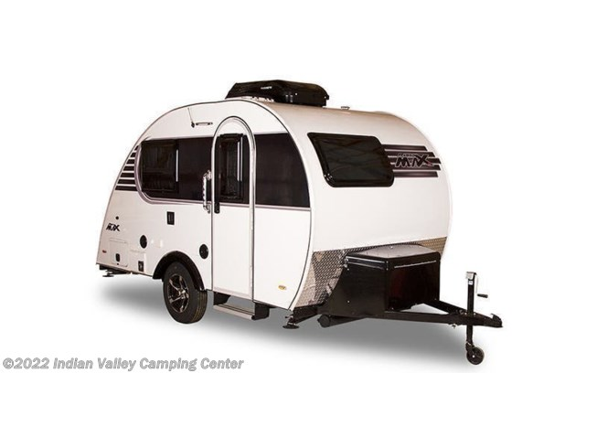 Stock Image for 2019 Little Guy Trailers Mini Max  (options and colors may vary)