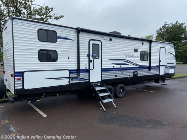 New 2021 Keystone Springdale 335BH available in Souderton, Pennsylvania