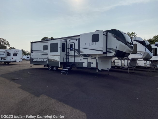 New 2021 Keystone Alpine 3790FK available in Souderton, Pennsylvania