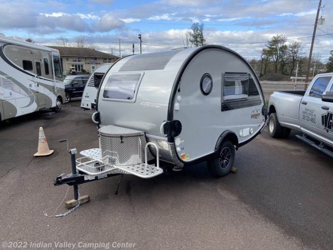 2020 NuCamp TAB 320 S - Used Travel Trailer For Sale by Indian Valley Camping Center in Souderton, Pennsylvania features Refrigerator, TV, U-Shaped Dinette, Spare Tire Kit, Shower