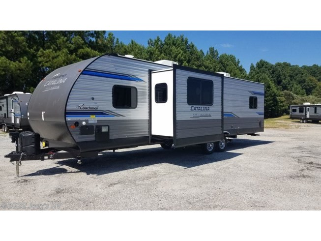 New 2020 Coachmen Catalina Trail Blazer 29THS available in Greenwood, South Carolina
