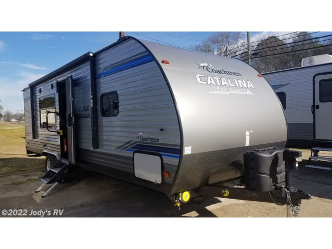 New 2021 Coachmen Catalina Trail Blazer 26TH available in Greenwood, South Carolina