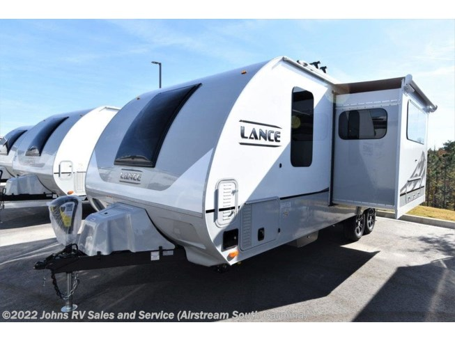 2021 Lance 2185 6000 Pounds Tow Rating - New Travel Trailer For Sale by John's RV Sales & Service in Lexington, South Carolina