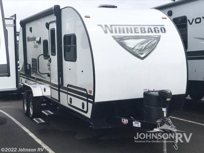 New 2020 Winnebago Minnie Drop 210RBS available in Sandy, Oregon